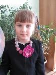 Бусы «Нежные»,  Катя Довгаленко, 2 «А»_1